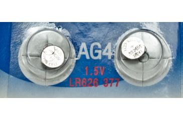 Sightmark AG4 Battery for Pistol Boresights 2 Pack SM28013