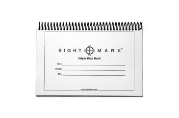 1-SightMark Sniper Data Book w/Cover