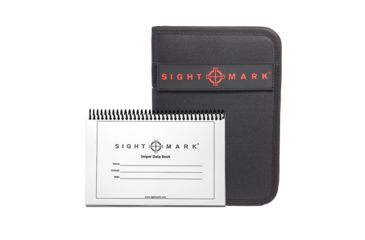 2-SightMark Sniper Data Book w/Cover