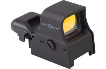 Sightmark Ultra Shot Sight QD Digital Switch, Red Dot Sight SM14000