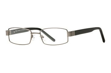 Calligraphy Collections Patterson SESC PATT00 Single Vision Prescription Eyewear - Grey SESC PATT005445 GY