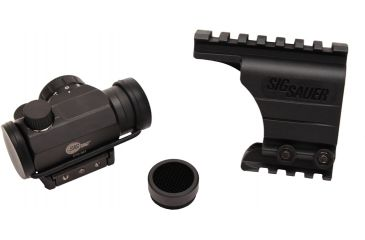 SigTac Bridge Mount for SIG Pistol Rail With Mini Red Dot Sight 110164