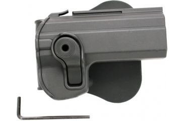 SigTac Retention Roto Paddle Holster, CZ75 110107