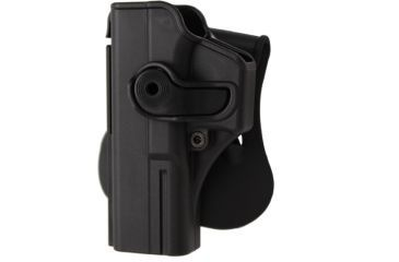 SigTac Retention Roto Paddle Holster, Glock 17, 22, 31, 34, 35, Left Hand 110112