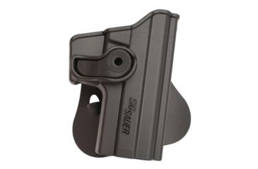 SigTac Retention Roto Paddle Holster, Glock 20, 21, 30, 37, 38 110119