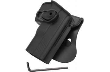 SigTac Retention Roto Paddle Holster, Taurus PT800 9mm/40S&W/45ACP 110137
