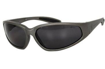 Silencio Smith & Wesson Glasses w/Metallic Gray Frame & Polarized Gray Lens 3018473