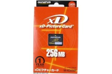 Silicon Power 256MB xD-Picture Memory Card Olympus 256 MB xD Camedia M-XD256P SP256MBXD