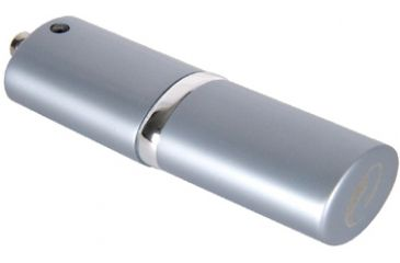 Silicon Power LUX mini 310 USB Flash Drive Grey Blue w/ Metal Chain - 1GB / 2GB / 4GB