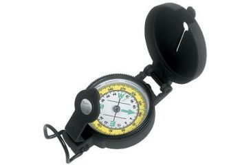 Silva Black Lensatic Compass 2801020