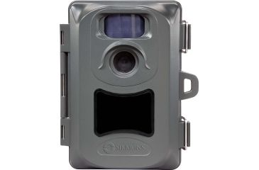 3-Simmons 4MP Whitetail Cam Grey w/Night Vision Trail Camera