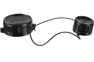 Lens caps for Simmons 6.5-20x50 Black Granite Riflescope 800067