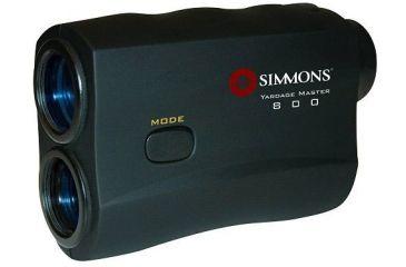 Simmons Yardage Master 800 Black Range Finder 801445