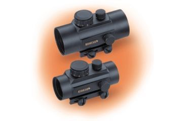 2-Simmons Red Dot Scope 30mm Electronic Sight with Universal Mounting Rail 800879