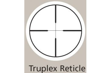 Simmons Truplex Reticle