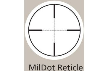 Simmons MilDot Reticle