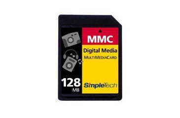 SimpleTech MultiMediaCard (MMC) 128MB