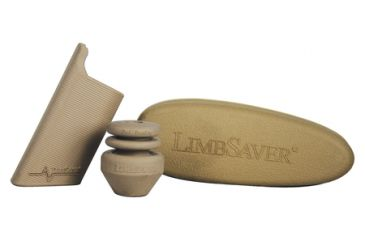 Sims Vibration Laboratories LimbSaver AR-15/M4 Assault Combo Pack Tan/Black
