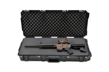 SKB Cases 36.50in.x14.50in.x6.00in. Layered foam, Black, 3i-3614-6B-L