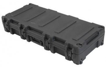 SKB Cases 3R Roto Mil-Std Waterproof Case 8 Deep (empty w/ tow handle and wheels) 44-1/4 x 17-1/2 x 8 3R4417-8B-EW