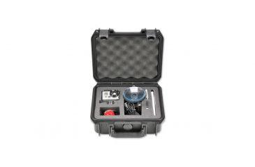 SKB Cases GoPro Camera Case 1 PACK, Black, 3I-0907-4-008
