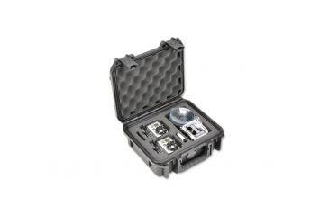 SKB Cases GoPro Camera Case 2 PACK, Black, 3I0907-4-012