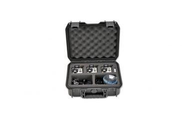 SKB Cases GoPro Camera Case 3 PACK, Black, 3i1209-4-010