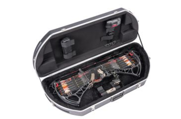 2-SKB Cases Hunter Series Archery Bow Case