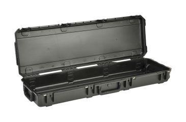 SKB Cases Injection Molded 50.5inx14.50inx6in Case w/Wheels, Black, 3I-5014-6B-E