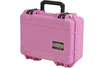 SKB Cases iSeries 1510-6 Waterproof Utility Case, Pink, 17 x 13 1/2 x 7 1/2 3i-1510-6P-L