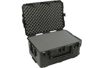 SKB Cases iSeries 2617-12 Waterproof Utility Case w/cubed foam, Black, 20 1/4 x 13 13/16 x 28 3/4 3i-2617-12BC