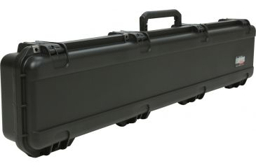 SKB Cases iSeries 4909-5 Waterproof Utility Case w/ layered foam, Black, 50 1/2 x 11 3/4 x 6 3i-4909-5B-L