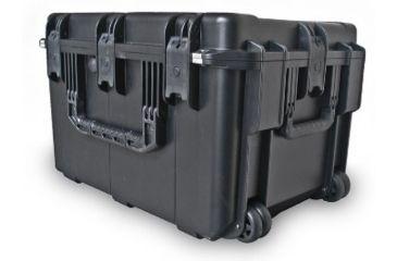 SKB Cases Mil-Std Waterproof Case 14in. Deep (empty w/ wheels & pull handle) 3I-2317-14B-E