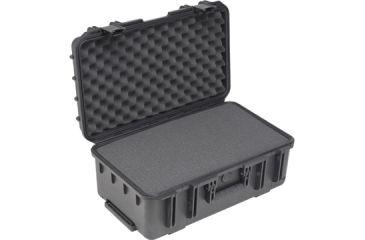 SKB Cases Mil-Std Waterproof Case w/ wheels and pull handle - w/ Cubed Foam
