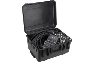 SKB Cases Mil-Std Waterproof Case 10-Inch Deep (empty w/wheels and pull handle) 20-1/2 x 15-1/2 x 10
