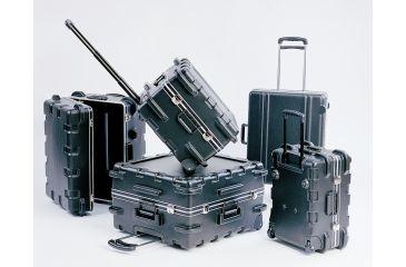 SKB Cases Pull-Handle Case - 21 x 14 x 8 - 3SKB-2114MR