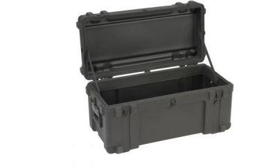 SKB Cases Roto Mil-Std Waterproof Case 15 Deep (empty w/ pull handle and wheels) 32 x 14-1/2 x 15-3/4 3R3214-15B-EW