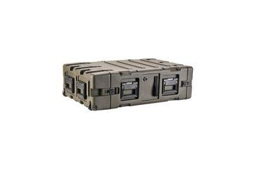 SKB Cases 19in. x24in. x5.25in. , Black, 3RR-3U24-25B