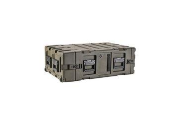 SKB Cases 19in. x24in. x7in. , Black, 3RR-4U24-25B