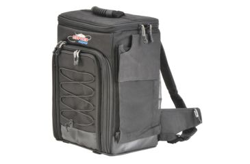 3-SKB Cases Stream-Tek Tak-Pak Fishing Backpack - Black