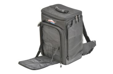 4-SKB Cases Stream-Tek Tak-Pak Fishing Backpack - Black