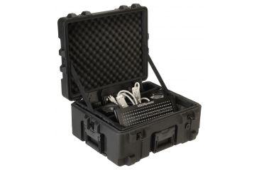 SKB Cases Roto Mil-Std Case w/ Dividers - 3R2217-10B-DW