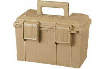 SmartReloader Ammo Box #50, Empty, Desert-Tan VBSR629