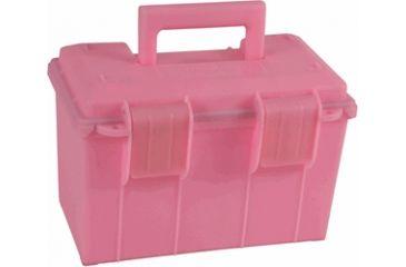 SmartReloader Ammo Box #50, Empty, Pink VBSR629-1