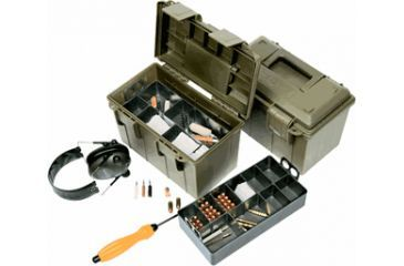 SmartReloader Ammo Box #50 Modular Ammo Can, OD-Green VBSR625