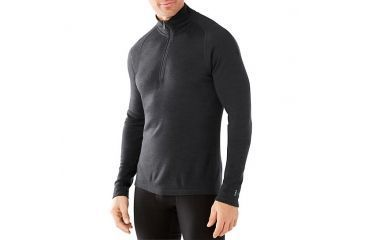 cd08a431f32 Smartwool Merino Mid 250 Base Layer 1 4 Zip Long Sleeve - Men s