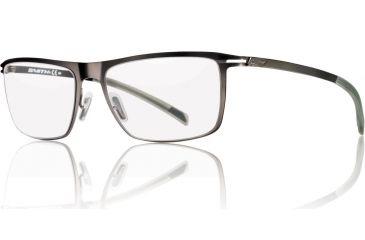 Smith Optics Avedon Bifocal Prescription Sunglasses - Dark Ruthenium Frame AVEDON-R80BI