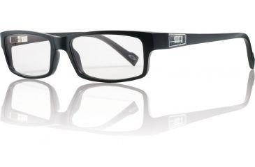 Smith Optics Broadcast Single Vision Prescription Sunglasses - Matte Black Frame BROADCAST-C6MSV