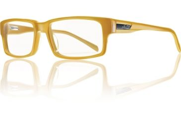 Smith Optics Hawthorne Single Vision Prescription Sunglasses - Honey Frame HAWTHORNE-SQ8SV