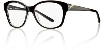 Smith Optics Melody Bifocal Prescription Sunglasses - Black Crystal Frame MELODY-K4XBI